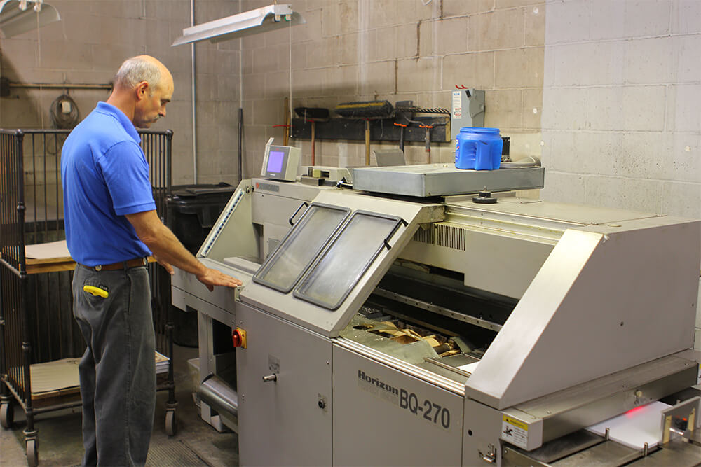 Westerfield-Bonte Printing Facility in Louisville