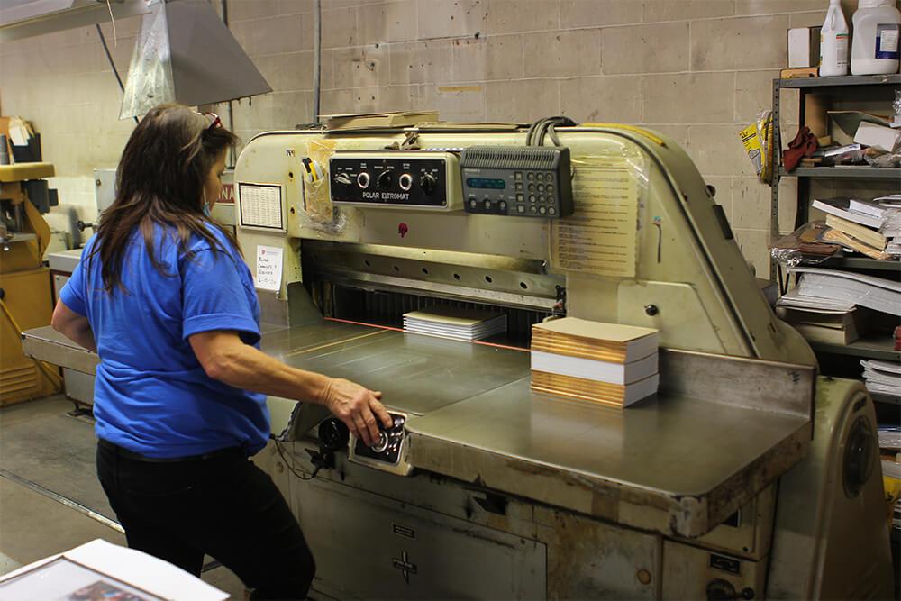 Westerfield-Bonte Specialty Digital Book Printers