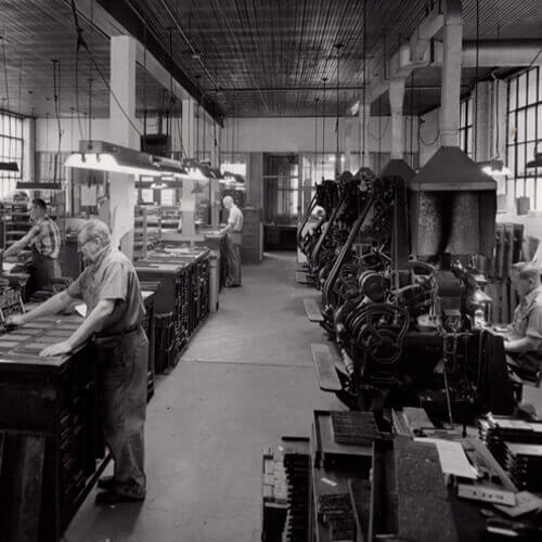 Family-Owned Louisville Printing Company
